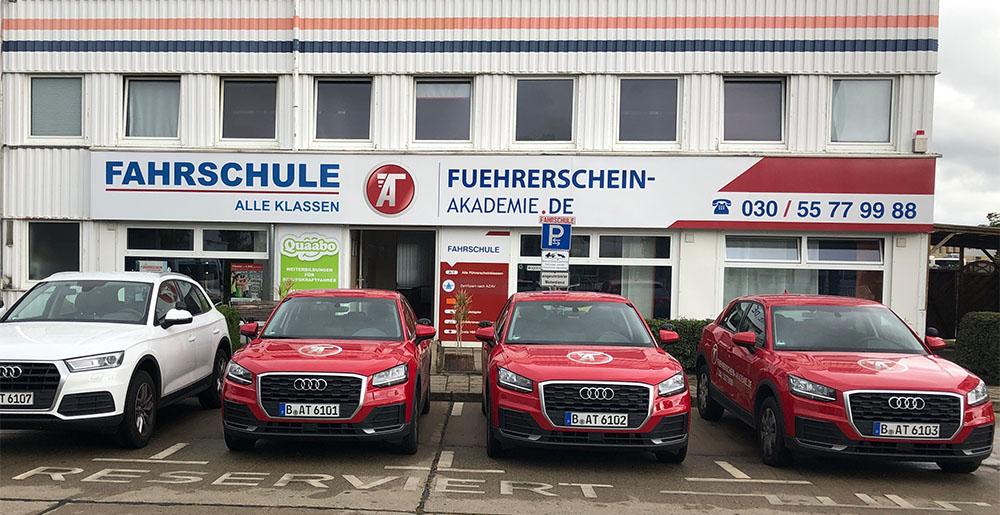 Fahrschule Berlin Lichtenberg